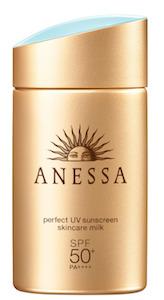 ANESSA|パーフェクトUVスキンケアミルク