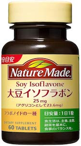 NatureMade|大豆イソフラボンの画像