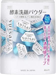 suisai|酵素洗顔パウダーの画像