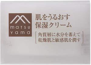 松山油脂|肌をうるおす保湿クリームの画像